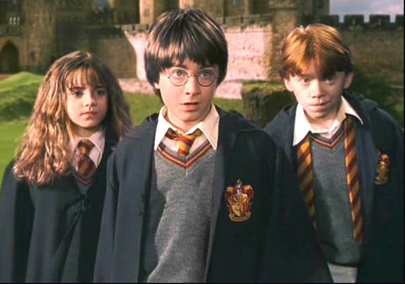 Harry Potter And The Sorcerer Stone Start Phenomenon
