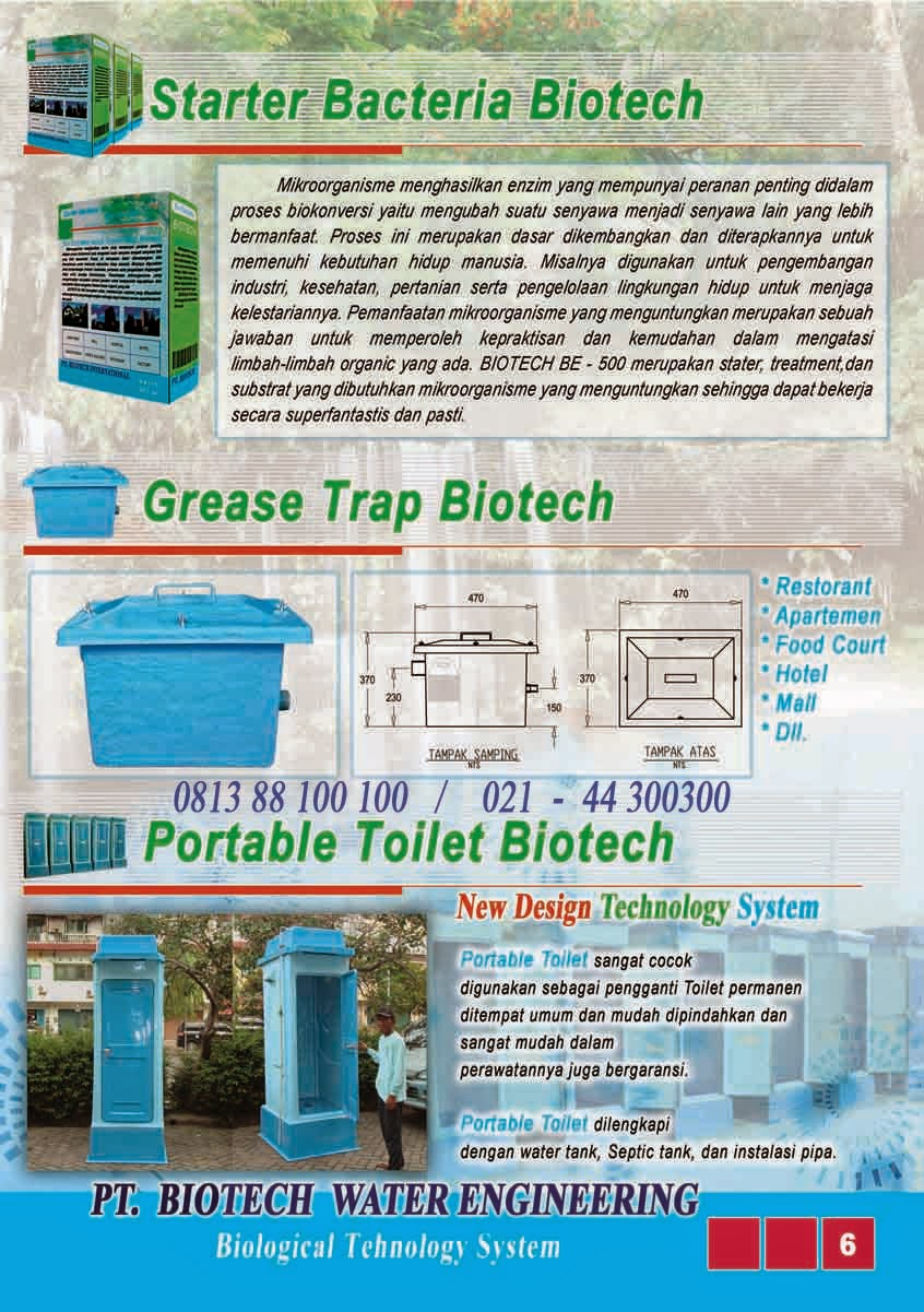 bubuk bakteri pengurai tinja, bacteria powder antik, biofive, biogift, biofil, septic tank biotech