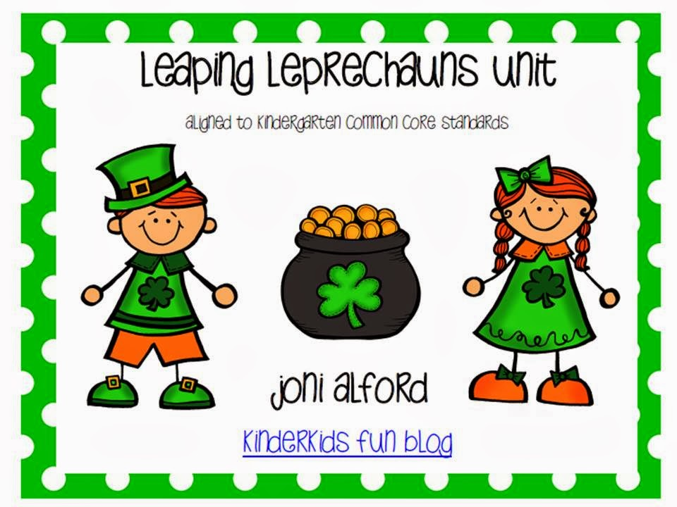 http://www.teacherspayteachers.com/Product/Leaping-Leprechauns-Unit-Aligned-with-Kindergarten-CC-Standards-1108815