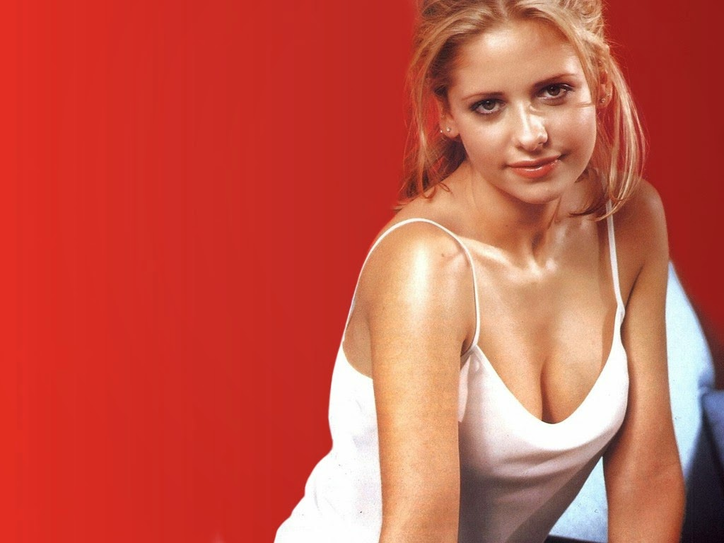 Sarah Michelle Gellar (7) Wallpaper