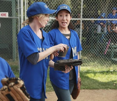 Grey's Anatomy, 8.07 Put Me In Coach, promo Stills, cristina yang, sandra oh