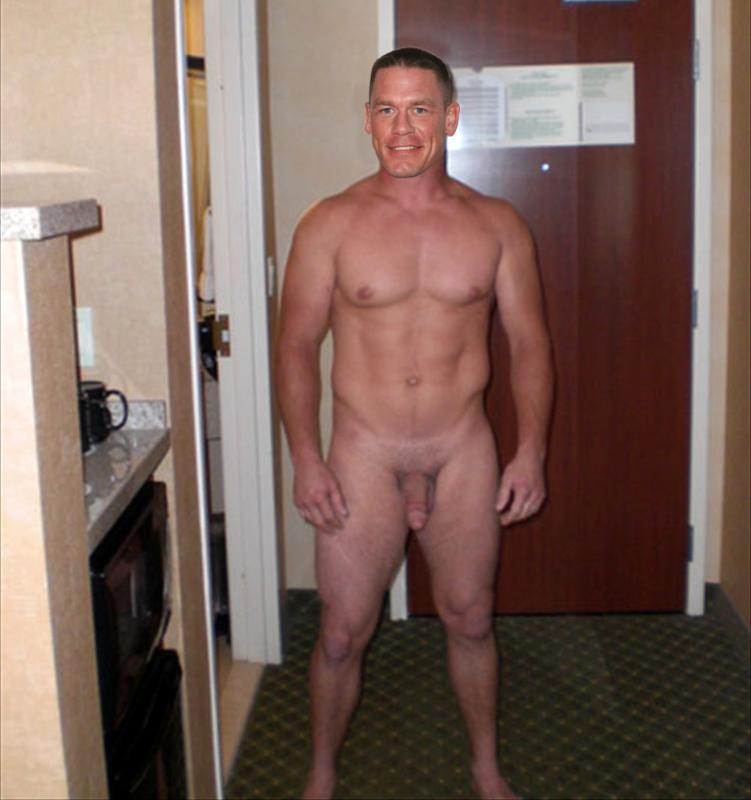 Nude pictures of john cena
