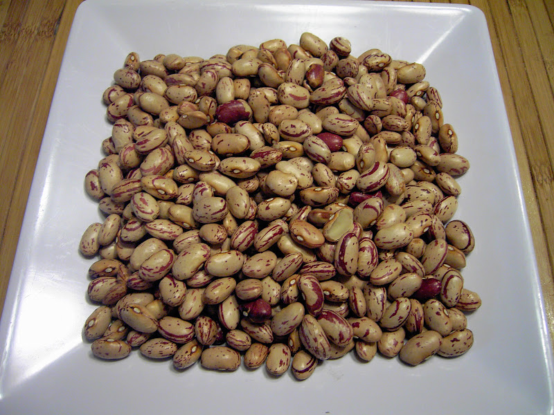 Curried Cranberry Beans Recipe — Dishmaps