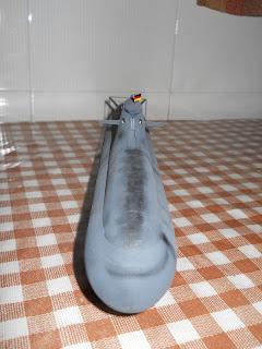 submarino alemán en miniatura revell 1:144 Klasse 212