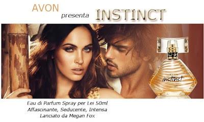 Avon Instinc per Lei Eau di Parfum