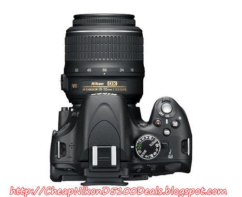 Nikon D5100 Deals 2012