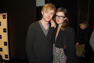 Dane DeHaan Girlfriend Anna wood 2013