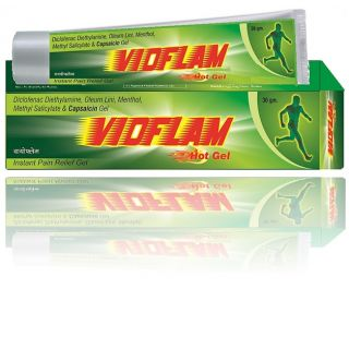 Shopclues : Buy Vioflam Instant Pain Relief Gel And get at Flat 99% off,worth Rs. 80 at Rs. 1 + 49 shipping – buytoearn