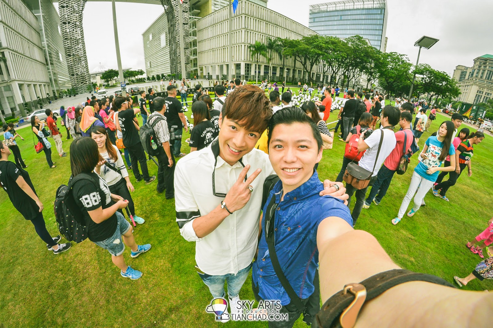 #TCSelfie with Jeffrey Cheng 庄惟翔