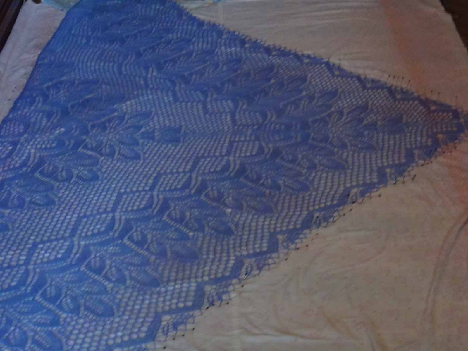 Схема вязания шали екатерина великая 13