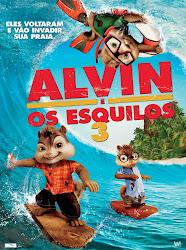 Baixar Filme Alvin e Os Esquilos 3 (Dual Audio)