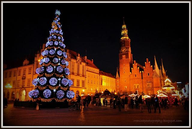 Wroclaw Rynek Christmas Fair, Zatrzymane w kadrze - fotoblog, rreniaaphotography - photoblog