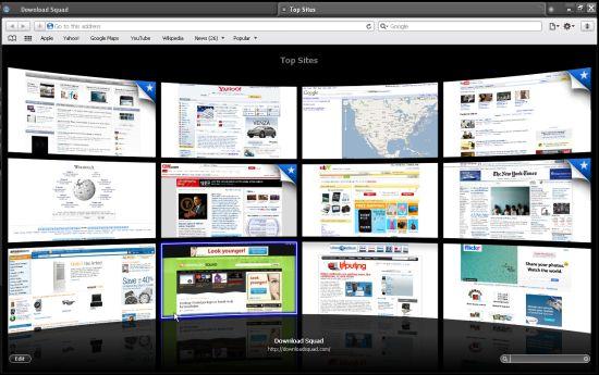 Safari-Mac Web Browser