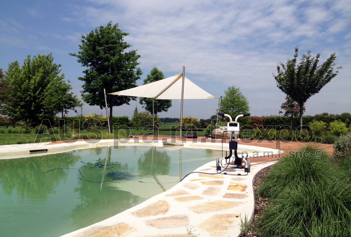 Aus p a m f expo dal 1973 i professionisti dell 39 outdoor - Piscina chiavi in mano ...