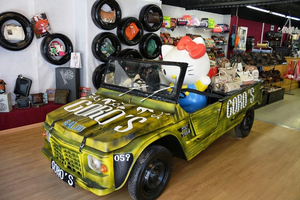 Salou jeep