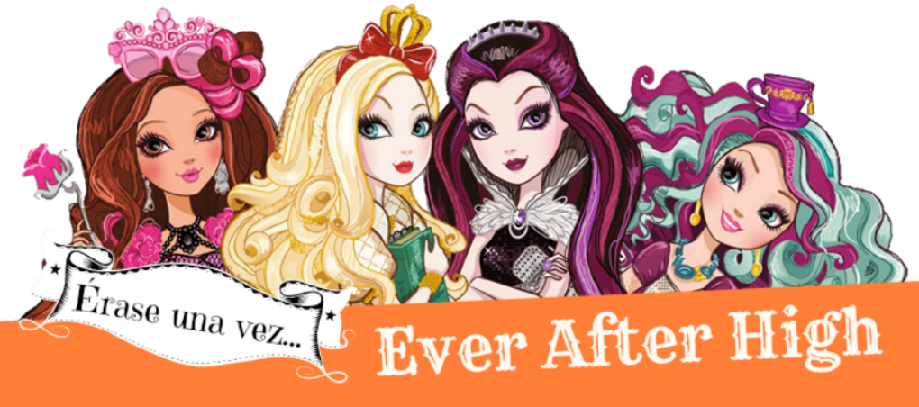 Érase una vez... Ever After High™