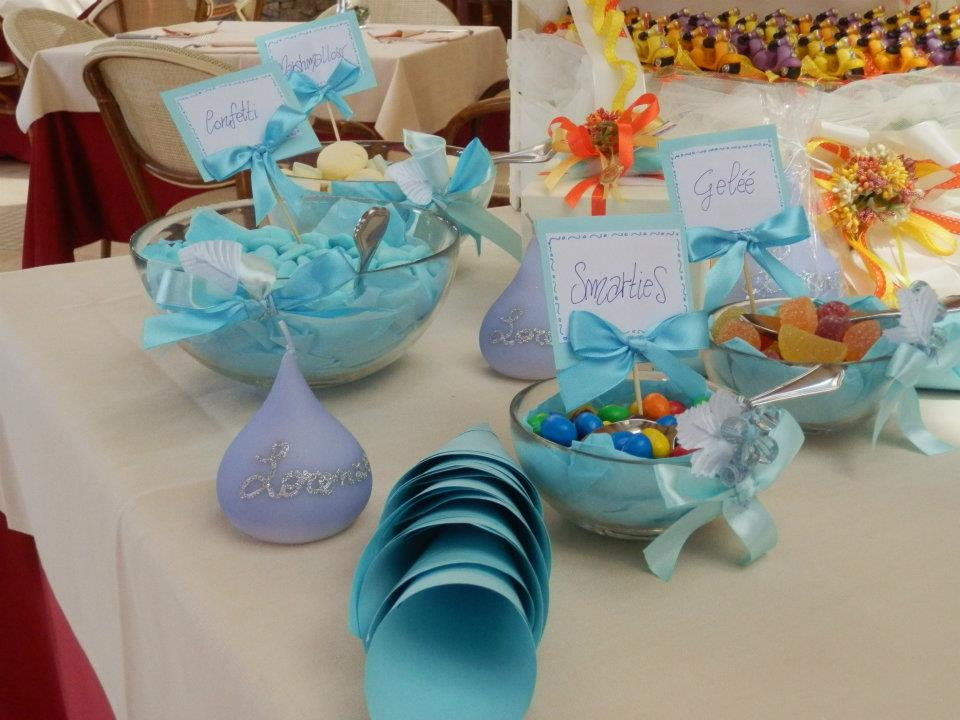 Exceptionnel Wedding Lab: Candy Bardolce passione! UK63