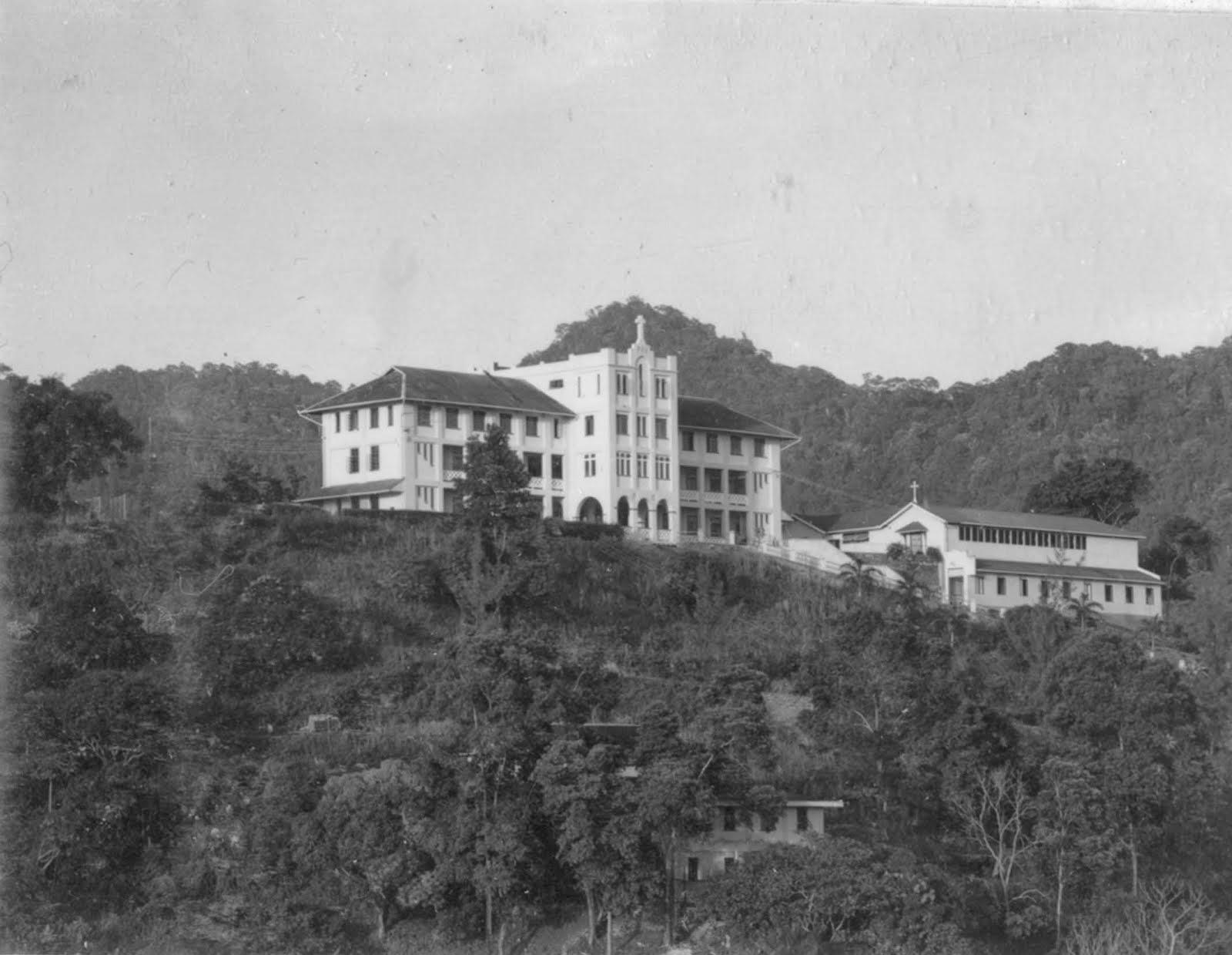 Abbey School, 1950