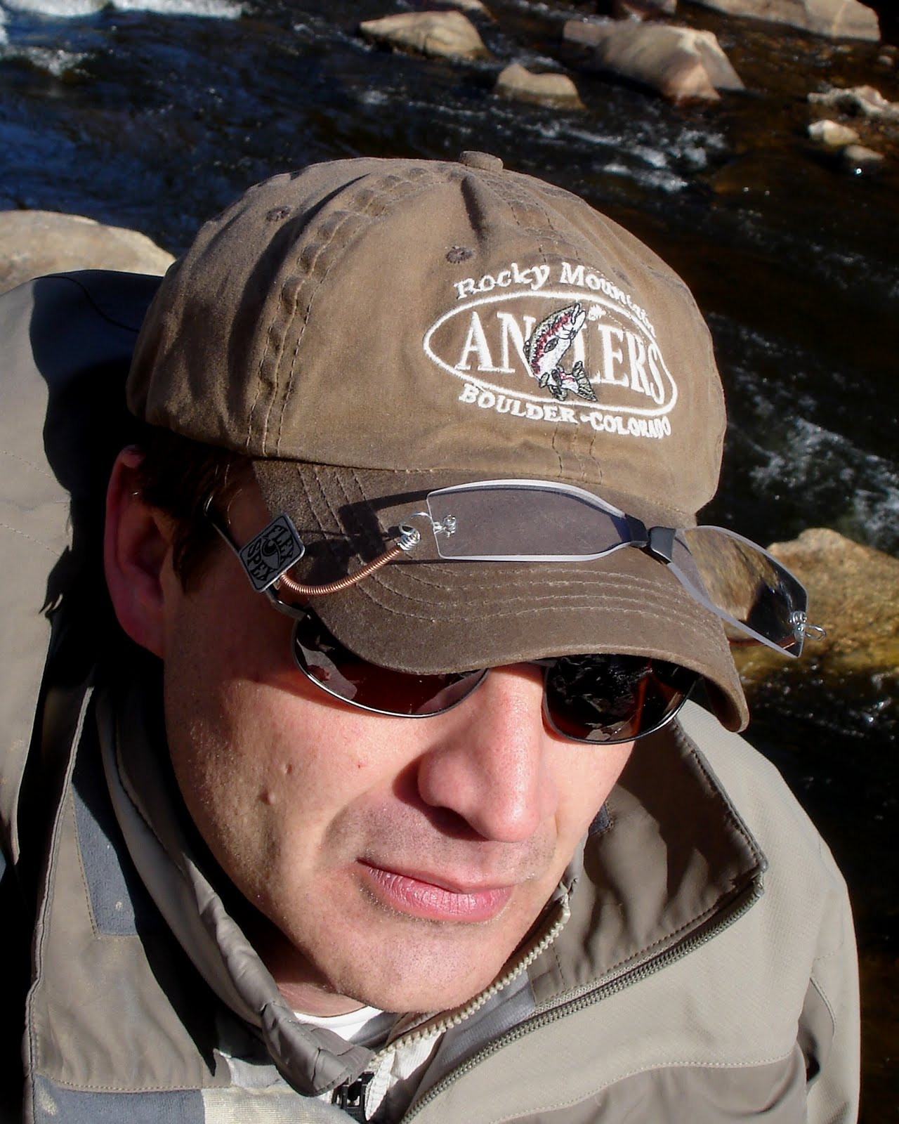 3c01c5ef134 Colorado Fly Fishing Reports  Flex Spex (One Small Great Idea ...