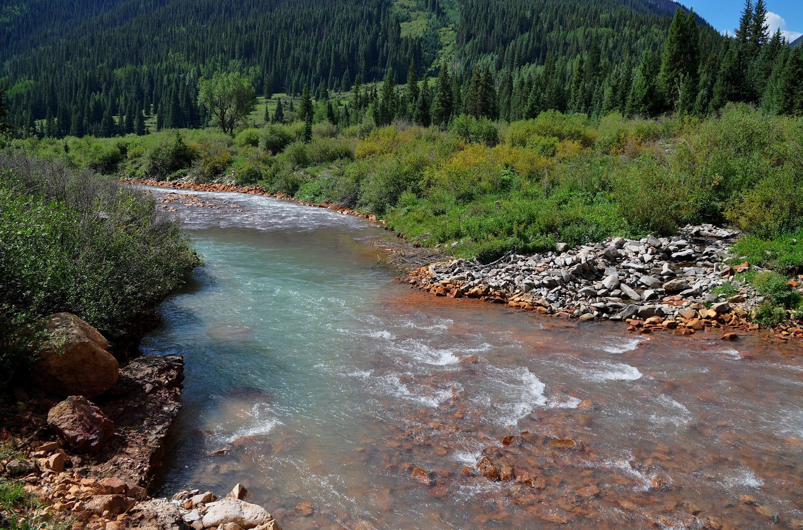 Nikon sniper colorado fishing spots available for Best places to fish in colorado