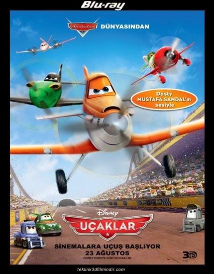 Uçaklar: Planes (2013) afis