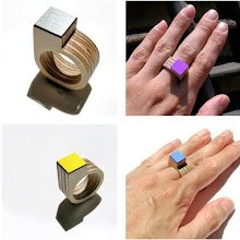 "Plywood ""mirador"" rings"