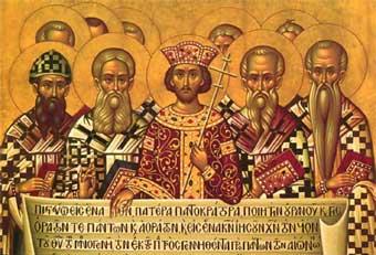 La falsificación de los textos bíblicos a partir del concilio de Nicéa.