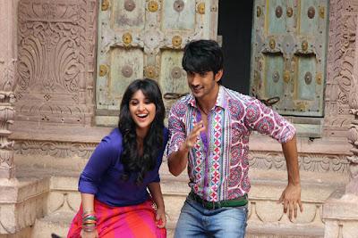 Sushant Shuddh Desi Romance allfreshwallpaper