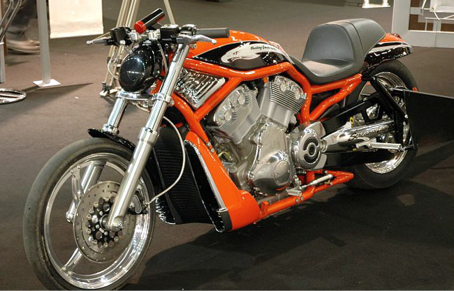 Harley-Davidson V-Rod Destroyer
