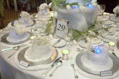 Widdeng - 'WEDDING TABLES' Wedding Decoration | Widdeng