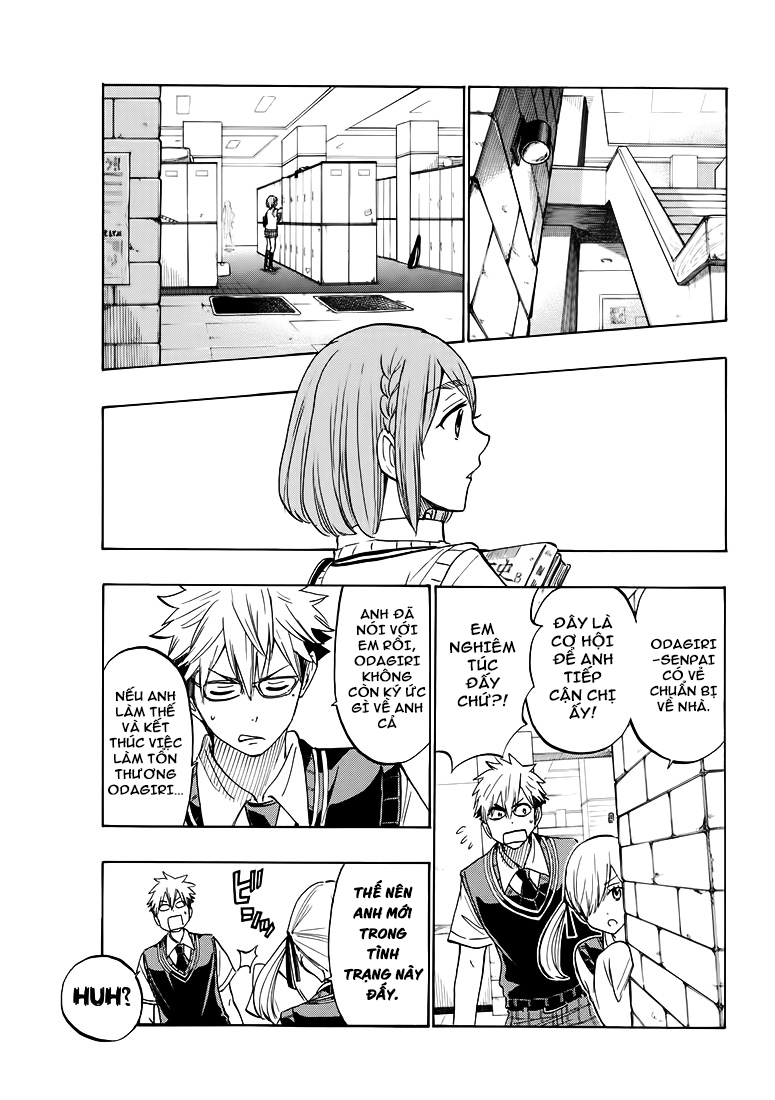 Yamada-kun to 7-nin no majo chap 215 page 10 - IZTruyenTranh.com