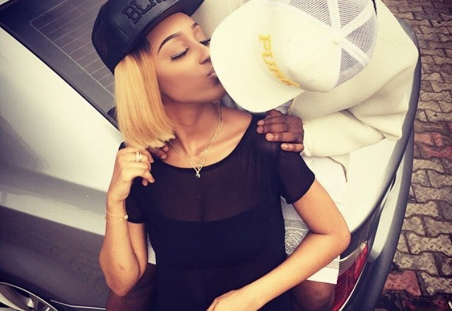 Ice Prince Shares New Cute Pic With His Boo