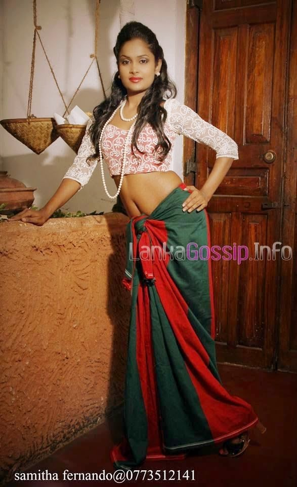 thilakshi navel hot