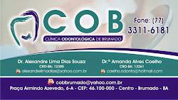 COB - CLÍNICA ODONTOLÓGICA DE BRUMADO