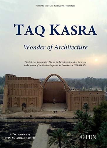 "FILM: ""Taq-e Kasra: Wonder of Architecture"" on DVD"