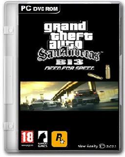 GTA San Andreas B13 Need For Speed