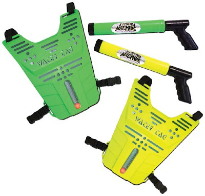 Water Tag Vests Set