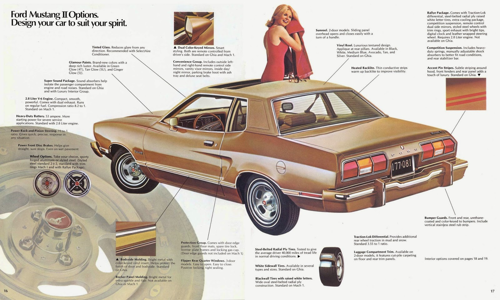 All Types mustang 2 pictures : Car Style Critic: What Were They Thinking?: Ford Mustang II