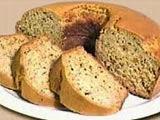 Bolu Pisang (Banana Cake)