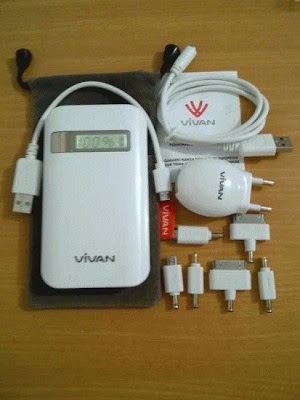 Jual Power Bank Vivan IP-S06 8000mAh