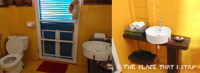 Indonesia - Lombok - Gili Trawangan - Le Petit Gili - Bathroom