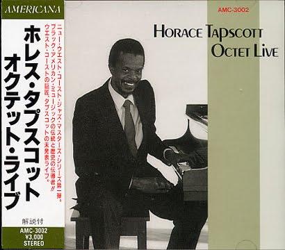 Wanted:  Horace Tapscott Octet Live (1987)  {Americana (AMC-3002)}