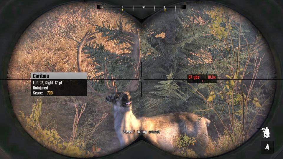 Cabela´s Big Game Hunter Pro Hunts