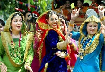 Punjabi power girls