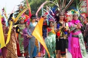 Bontang City Carnaval