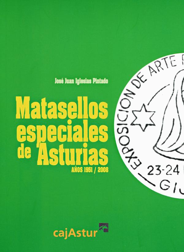 Catálogo de matasellos asturianos, 1951-2008