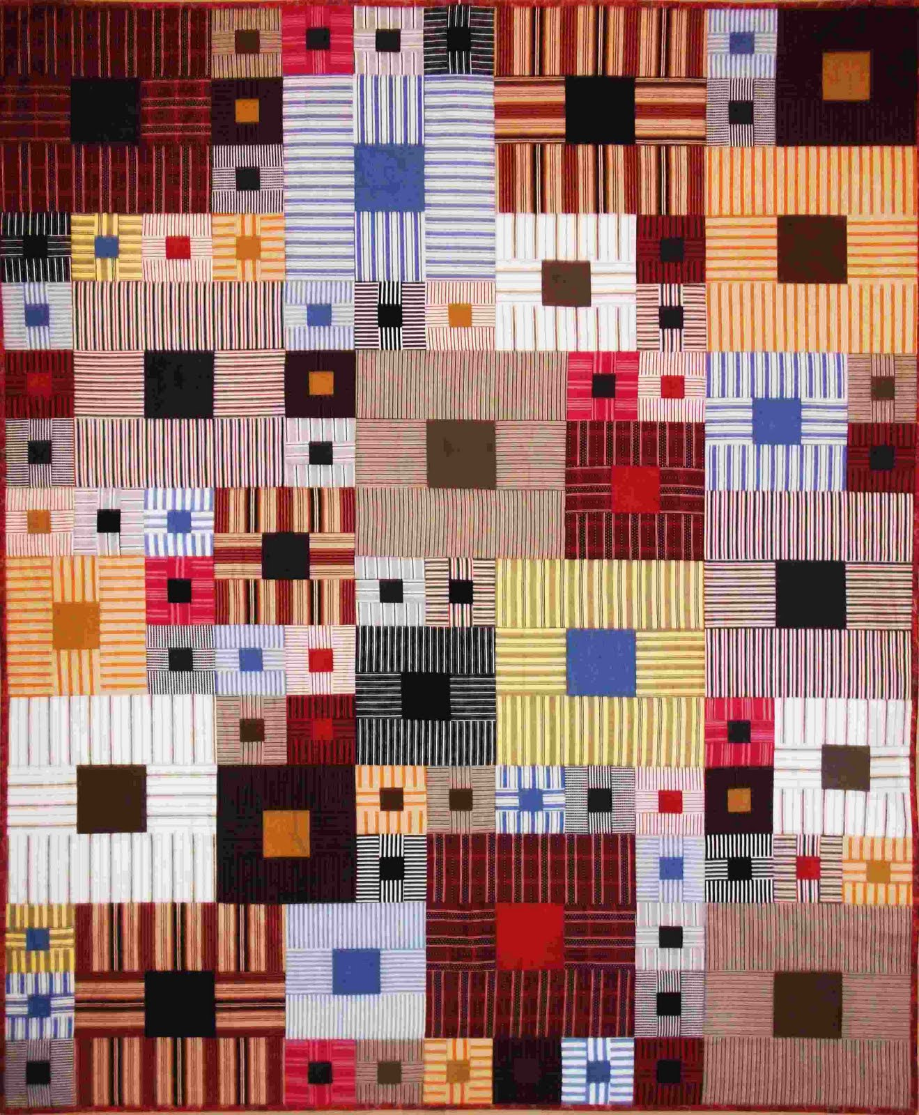 Squares Squared quilt pattern (click!)