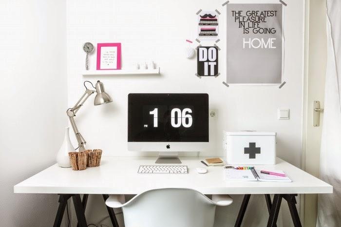 Moderno Decoración Despacho Ikea Bandera - Ideas para el hogar ...