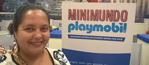 Exposição MiniMundo Playmobil no RJ 2016