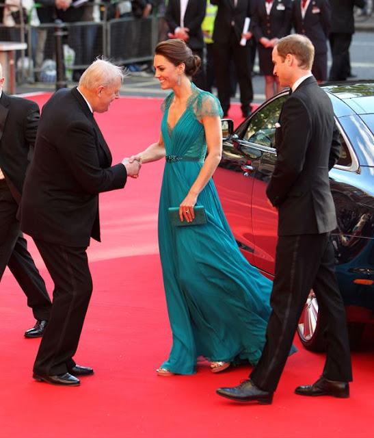 A Kate Middleton style